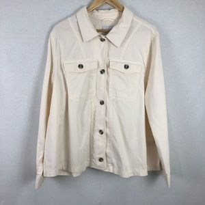 NEW Old Navy Cream Jacket